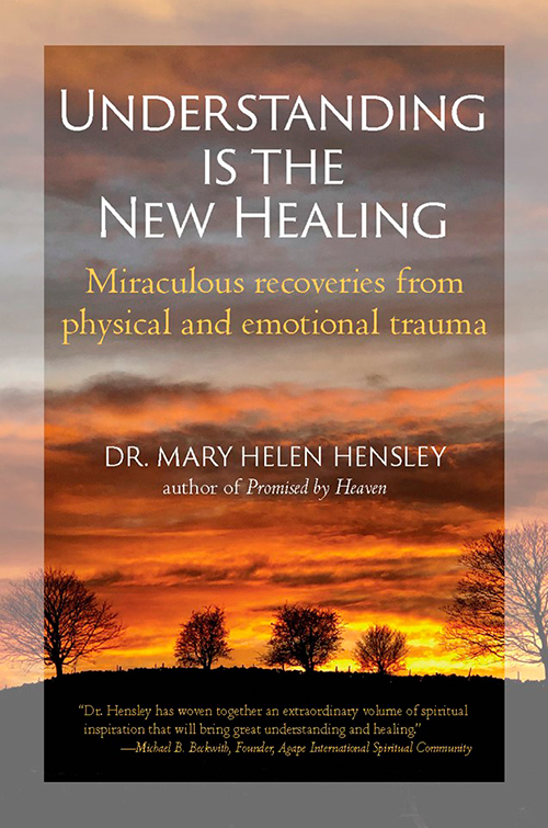 Understanding is the New Healing US Cover