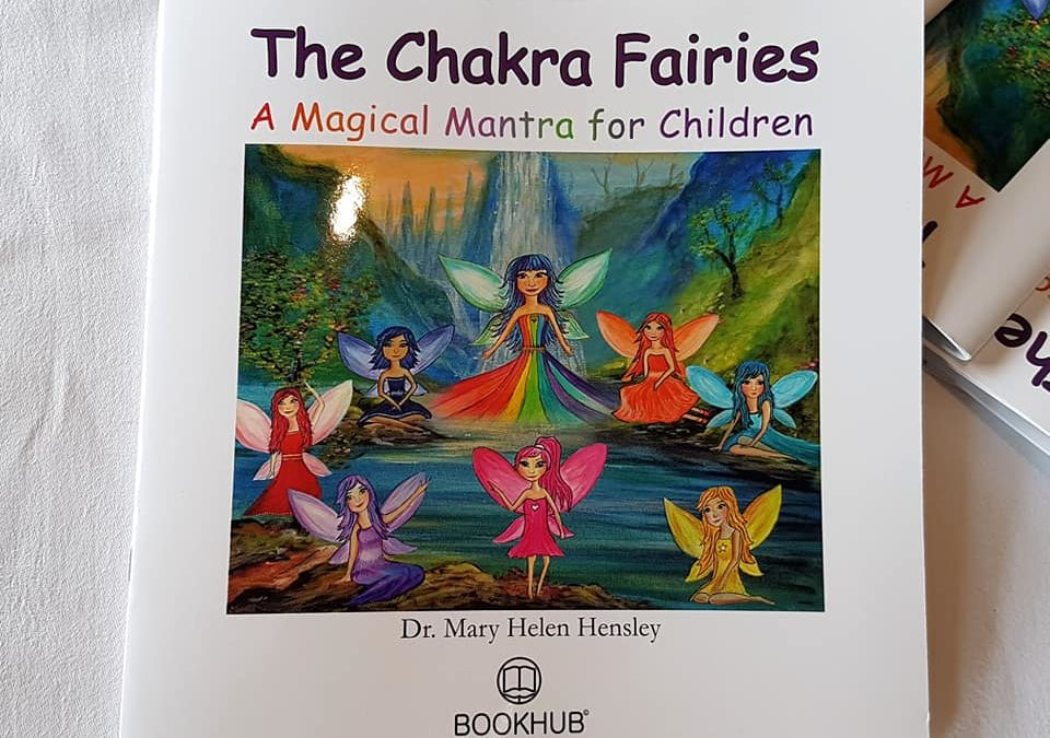 The Chakra Fairies is Revamped and Relaunched