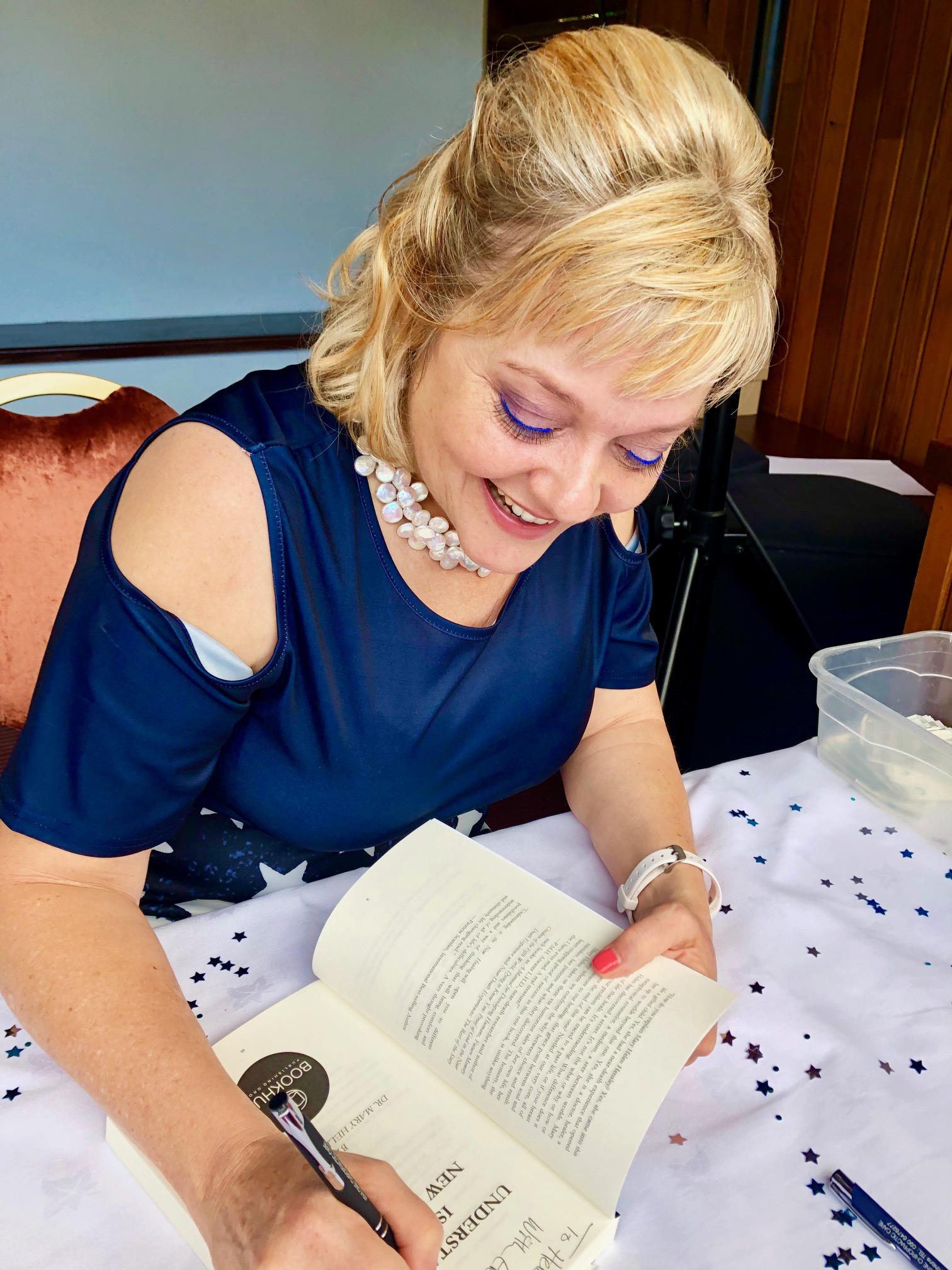 Book Launch - Understanding is the New Healing