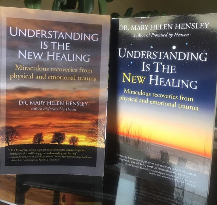 Understanding is the New Healing is in Stores!