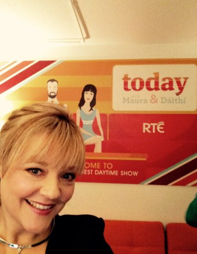 Interview at RTE